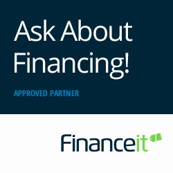 Financing now available!