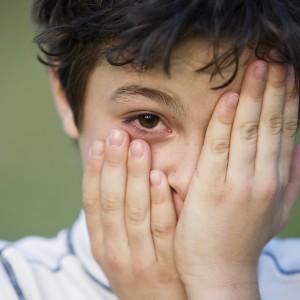 Red eyes: is chlorine the culprit?